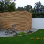 Zimmerei Schreinerei Greinwald GmbH: Gartenhaus südlich von München